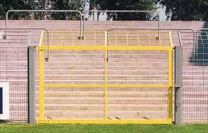 1 Stadion-Tor